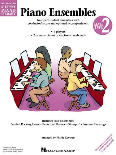 Piano Ensembles Level 2: Hal Leonard Student Piano Library National Federation of Music Clubs 2014-2016 Selection