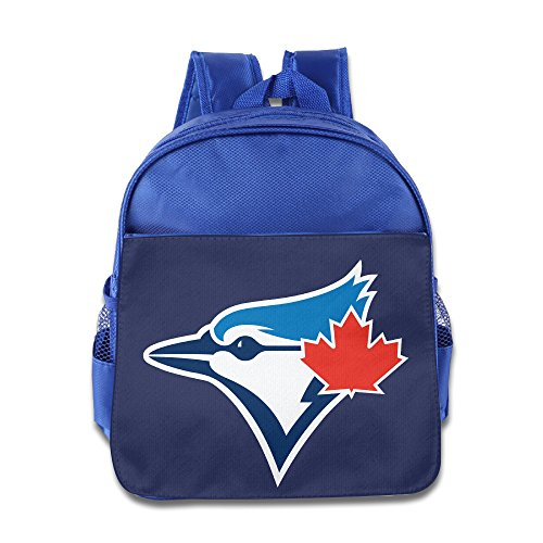JXMD Custom Cute BLUE JAYS Teenager Schoolbag For 1-6 Years Old RoyalBlue