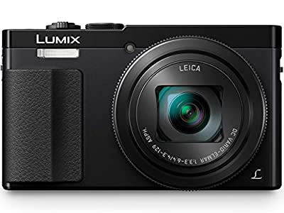 Panasonic Lumix ZS50 Camera, Black (Amazon Exclusive)