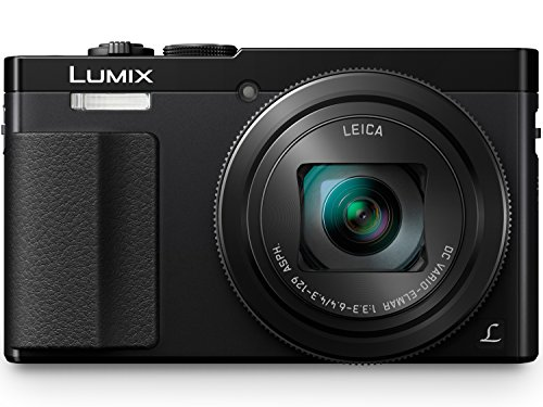 - Panasonic Lumix ZS50 Camera, Black