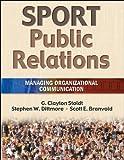 Sport Public Relations 1st Edition
