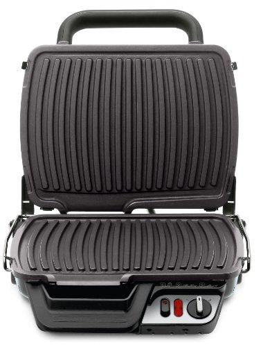 Rowenta GR3060 Ultra Compact Comfort - Bistecchiera con 3 Posizioni di Cottura, Facile da Pulire, Potenza 2000 W, Nero… 4