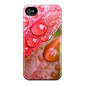 Excellent Design Drops On Leaf Cases Covers For Iphone 6