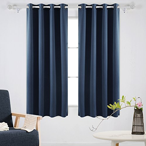 curtain light blue - 9