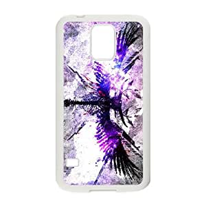angel symbol Samsung Galaxy S5 Cell Phone Case White yyfD-207073