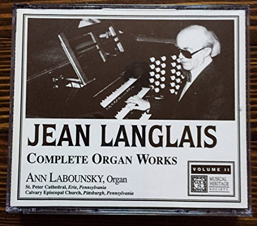 Jean Langlais: Complete Organ Works - Vol. 2