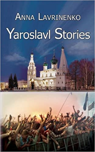 TOP Yaroslavl Stories (New Russian Writing). Daisy dignity support gimnasio Cultura