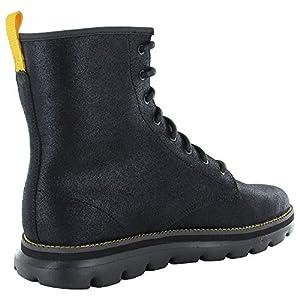 Skechers Women On-The-Go Edge Lightweight Fashion Boot Shoe, Black, US 9.5