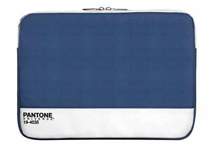 2d9bdb28b55 Pantone Universe Sleeve for 13 inch MacBook Pro - Blue: Amazon.co.uk ...