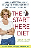 The Start Here Diet, Tosca Reno and Billie Fitzpatraick, 0345548019
