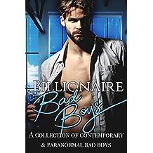 Billionaire Bad Boys: A Collection of Alpha Bad Boy Billionaires