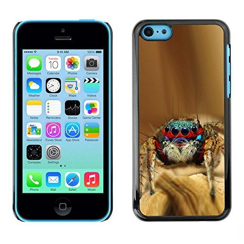 Omega Case PC Polycarbonate Cas Coque Drapeau - Apple iPhone 5C ( Cool Spyder Bro )
