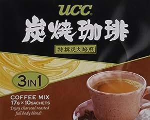 UCC Sumiyaki 3 in 1 Coffee Mix (10 Sachets X 17g)