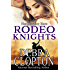 Her Cowboy Hero: Rodeo Knights, A Western Romance Novel (Cowboys of Ransom Creek)