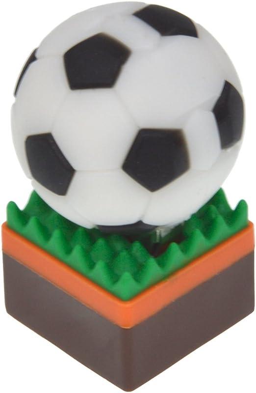 Uflatek 16 GB Pendrive Diseño Fútbol Memorias USB 3.0 Flash Drive ...