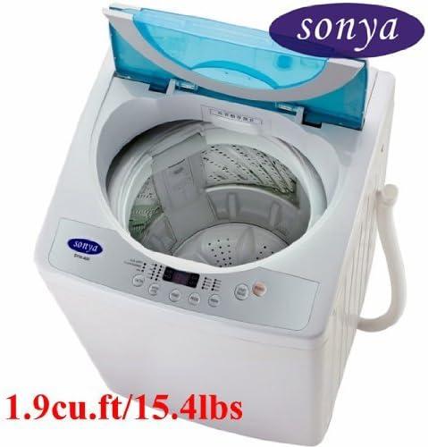 Amazon.com: Sonya Compact Portable Apartment Small Washing ...
