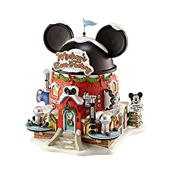 Department 56 North Pole Village Mickey's Ear Factory...