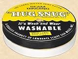 "Hug Snug Seam Binding 100-yds Roll ½"" Wide Hug Snug ~ White ~ 100 Percentage Woven-edge Rayon ~ Wash N Wear ~ Made in USA-1 Roll PURE WHITE"