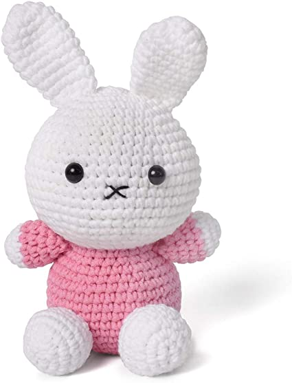 Dress me bunny boy and girl - Free amigurumi pattern | 553x425