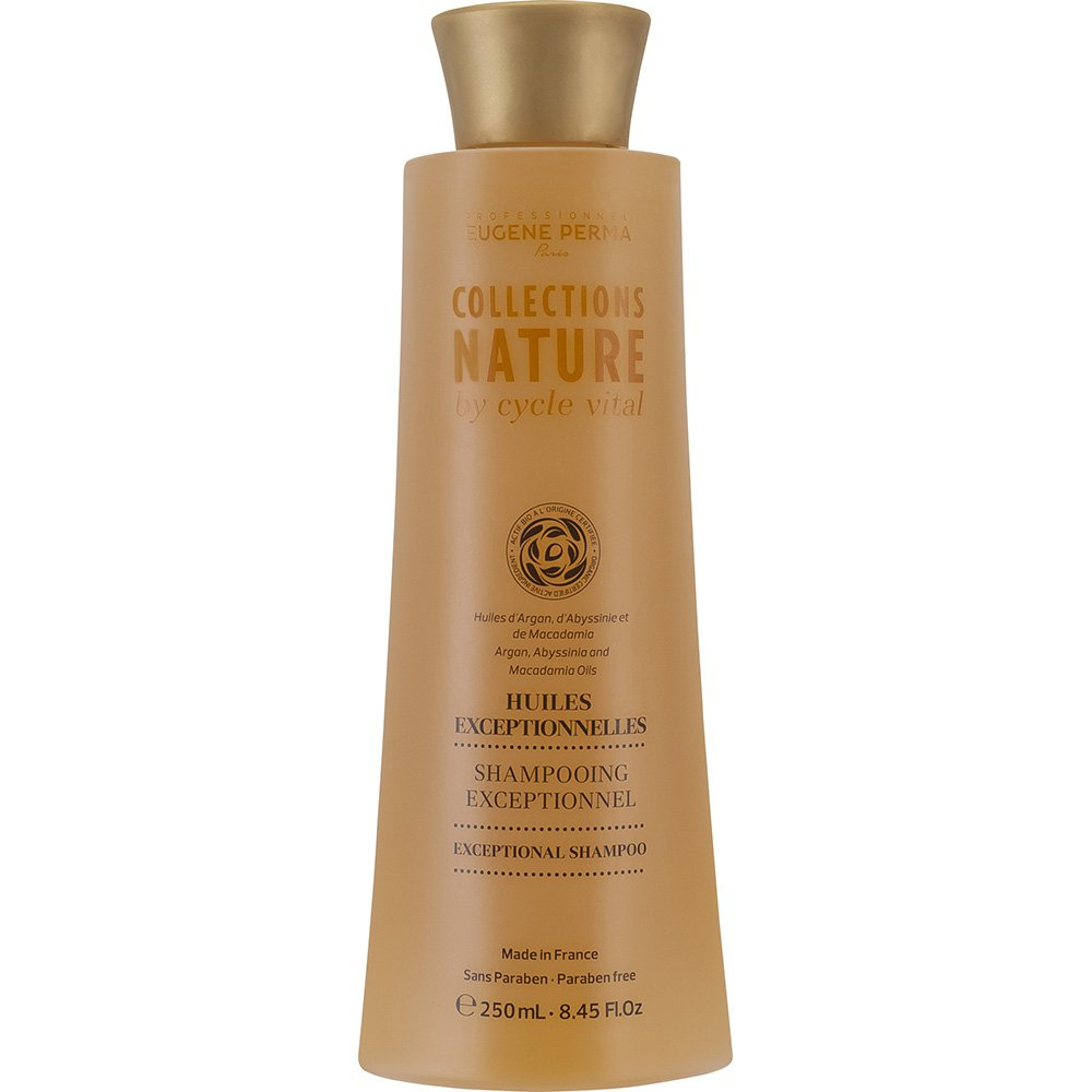 EUGENE PERMA Professionnel Shampooing Exceptionnel 250 ml Collections Nature by Cycle Vital