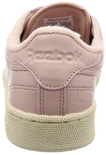 Reebok Club C 85 Zip Damen Sneaker Rosa
