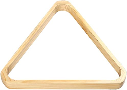 ZHTY Triángulo Billard, 2 1/16 Pulgadas (52.5 mm) Triángulo de ...