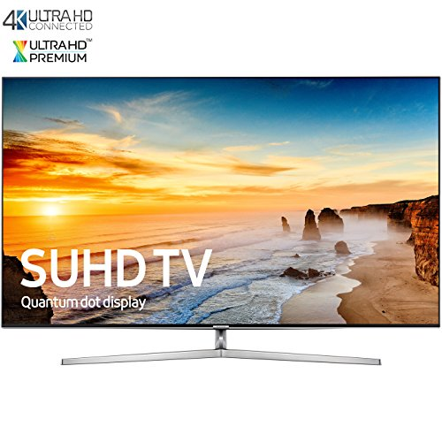 Samsung UN65KS9000 65-Inch 4K Ultra HD Smart LED TV (2016 Model)