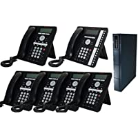 Avaya Phone System - IP Office with 6 Phones Package --> $50.00 Telco Depot Visa / Master Card/ American Express Gift Card with Purchase