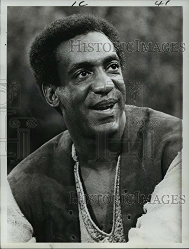 Vintage Photos 1972 Press Photo Bill Cosby in Scene from Movie - noa76202-9.25 x 7 in. - Historic Images
