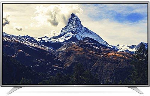 """2 opinioni per LG 55UH650V 55"""" 4K Ultra HD Smart TV Wi-Fi Metallic LED TV- LED TVs (139.7 cm"""