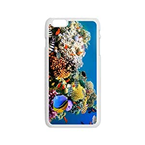 The Sea World Hight Quality Plastic Case for Iphone 6