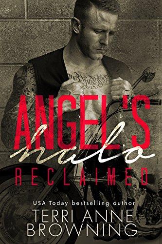 Angel's Halo: Reclaimed (Angel's Halo MC Book - Line Rocker Angel