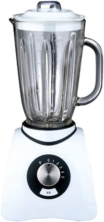 Gastroback 40898 Batidora de vaso, Jarra de cristal 1.5 l, 5 ...