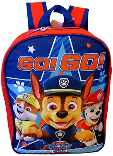 Chase Backpack - Paw Patrol Boys 15