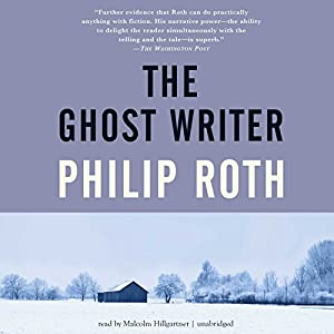 The Ghost Writer Audiobook