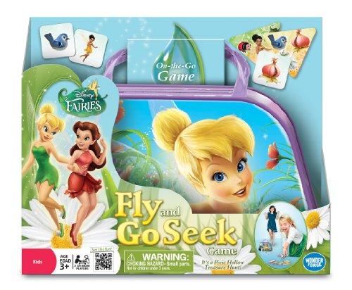 Disney Fairies Fly and Go Seek Game
