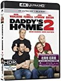 DVD : Daddy's Home 2 (4K UHD + Blu-Ray) (Hong Kong Version / Chinese subtitled) 左兩爸 右兩爸