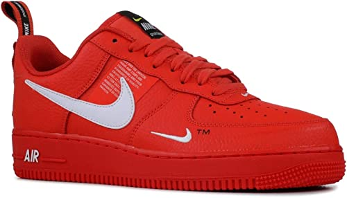 air force 1 rouge noir blanc