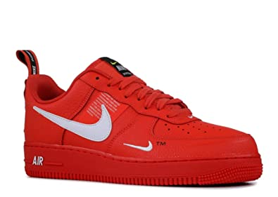 Nike Air Force 1 07 LV8 Schuhe orange