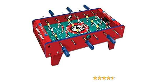 huangguan Fútbol futbolín 69 cm Red Edition: Amazon.es: Juguetes y juegos