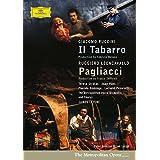 Puccini - Il Tabarro / Leoncavello - Pagliacci / Stratas, Domingo, Pavarotti, Croft, Pons, Quivar, Levine, Metropolitan Opera