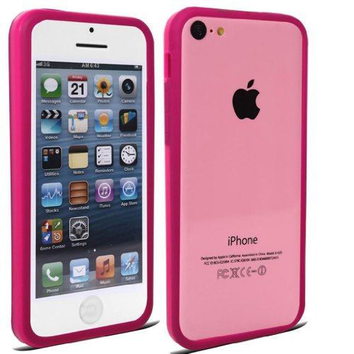 Accessory Master Coque pour iPhone 5C Rose