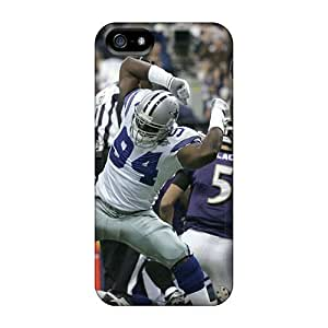 For Demarcus Ware Celebration Protective Case Cover Skin/iphone 5/5s Case Cover