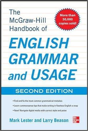 common english grammar usage