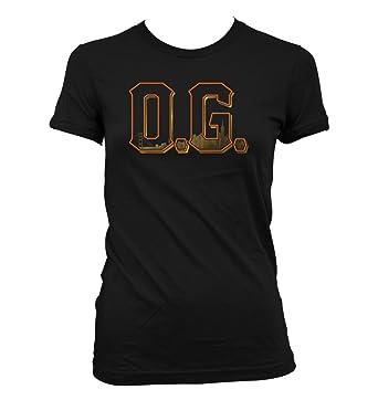 fc3b8770 Amazon.com: O.G. - American Apparel Juniors Cut Women's T-Shirt: Clothing