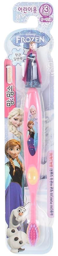 Disney Frozen Niña de Elsa Anna cepillo de dientes