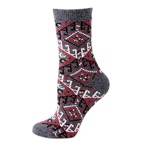 IG Back Sale Womens Folk Custom Fuzzy Socks Wool Socks for sale  Delivered anywhere in USA