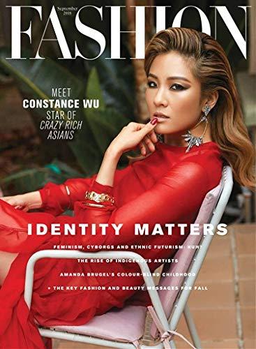 Fashion Magazine (September, 2018) Meet Constance Wu Star of Crazy Rich Asians