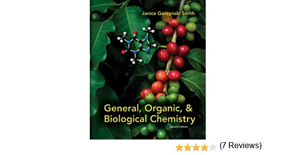 Amazon student study guidesolutions manual to accompany amazon student study guidesolutions manual to accompany general organic biological chemistry 9780077332303 janice smith erin smith berk books fandeluxe Gallery