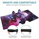 Memory-Foam-Mouse-Pad-Keyboard-Wrist-Rest-Support-Ergonomic-Support-for-Office-Computer-Laptop-Mac-Premium-Quality-Durable-Lightweight-for-Comfortably